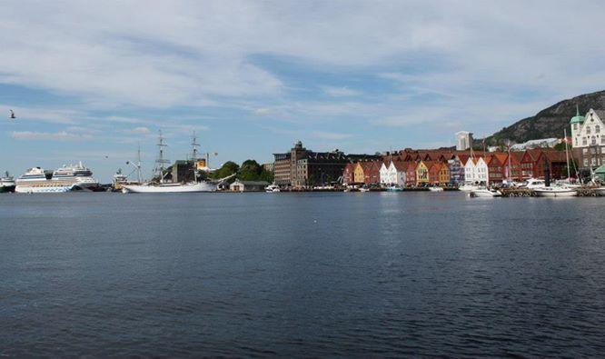 Bryggen, Bergen - Norway