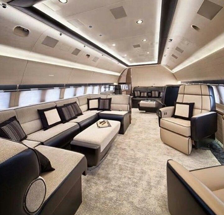 You Probably Never Been In A Plane Like This Before Here Are 20 Private Plan Interiors Nicer Than Your House