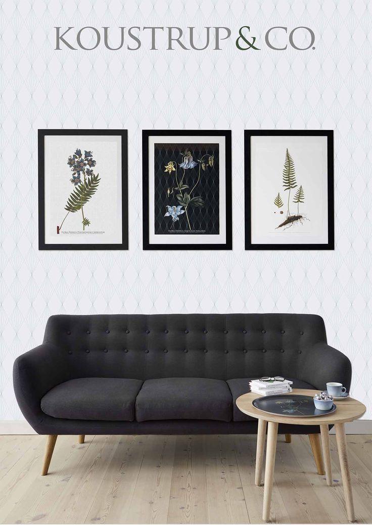 A2 Botanical artprints.