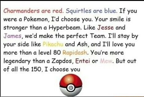 I want my boyfriend to read this to me when he proposes!