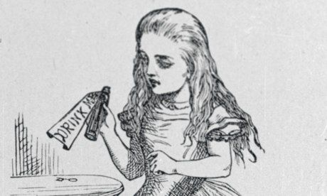The 100 best novels: No 18 – Alice's Adventures in Wonderland by Lewis Carroll (1865)Worth Reading, Alice'S Adventure, Book Heavens Book, Book Worth, Carroll 1865, Novels, Alice Wonderland, 100, Lewis Carroll