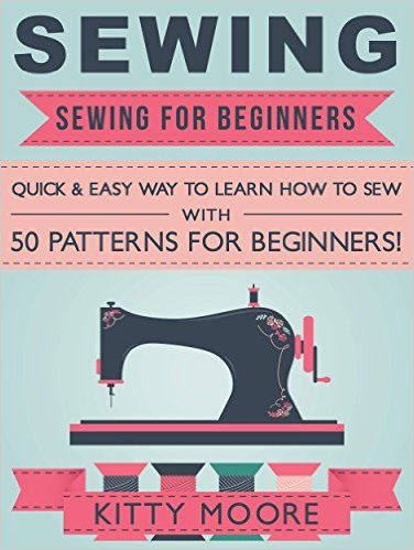 "AMAZON BOOK & KINDLE UNLIMITED TITLE --> ""Sewing (5th Edition): Sewing For Beginners - Quick & Easy Way To Learn How To Sew With 50 Included Patterns for Beginners!""   -- April 27, 2015, 132 Pgs, Feedback: 4.3/5-Stars   -- GREAT BOOK FOR LILY   -- Add'l Kindle Unlimited Sewing-Titles can be found in the Scroll-Bar On-page!!..  -- NOTE: Inside this Book, There is a Link for FREE DL to a 2nd Book by Kitty Moore = ""DIY Crafts: The 100 Most Popular Crafts & Projects That Make Your Life Easier"""