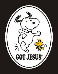 Got Jesus!