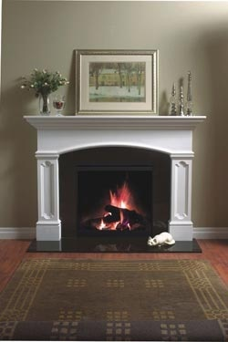 40 best fireplace images on Pinterest | Stone fireplaces ...