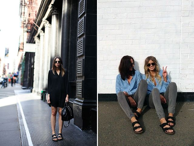 Trend Crush: Birkenstocks