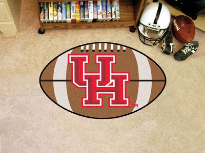 University of Houston Football Mat