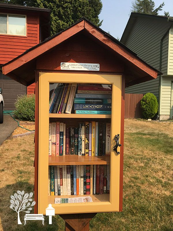 Dawn Thomas. Burien, WA. I have always loved sharing books with my friends. This is a great way to share with so many more.