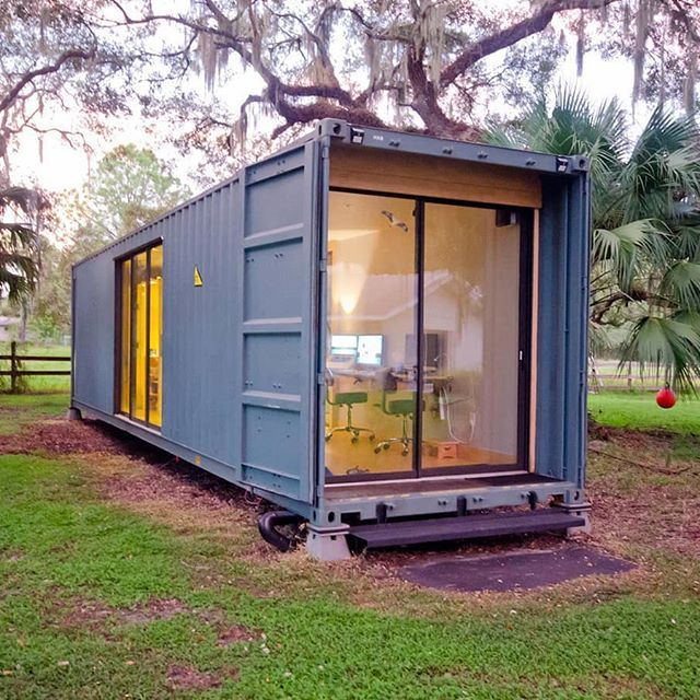 Tomas Ryan Built His Own Shipping Container Tiny Home And Kept A