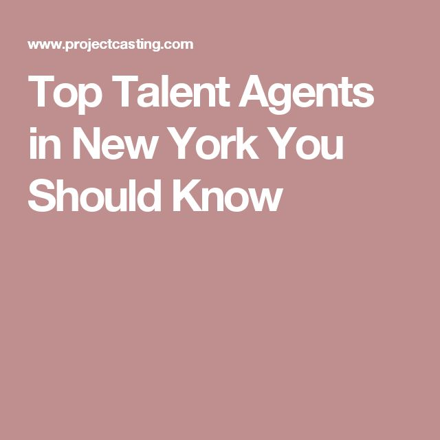 Best 25+ Talent agent ideas on Pinterest Acting auditions near - talent agent resume