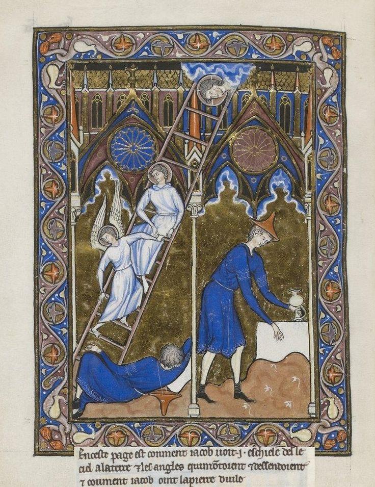 Livro de Salmos de São Luís | A Escada de Jacob