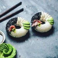 Sushi Doughnuts: Δες τα, λάτρεψέ τα και μετά δες πώς θα τα φτιάξεις