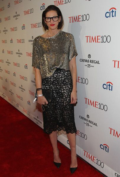 Jenna Lyons Photos - TIME 100 Gala, TIME's 100 Most Influential People In The World - Lobby Arrivals - Zimbio