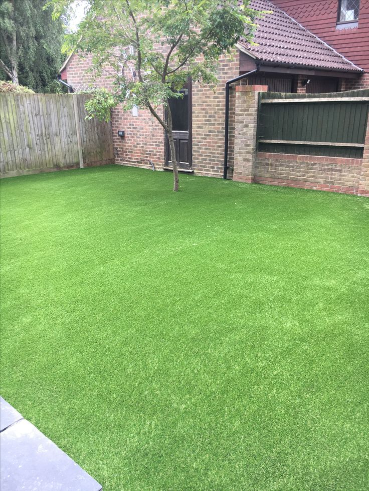 With ample space for goal nets, basketball hoops and the essential running, jumping and cavorting that form a necessary part of childhood, the characteristic durability of Caversham's top-notch artificial grass promises to withstand it all. It'll not be damaged by furniture, leaves no stains and is easy to clean.   What more could a family want?