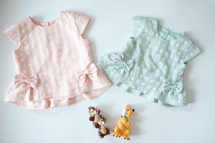 Two new pattern from happyelm