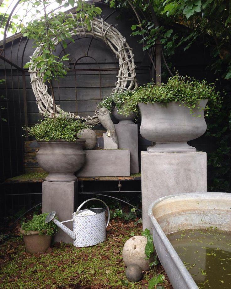 #garden #green #tuin #potten #landelijkwonen #woonaccessoires #stoerwonen #nijmegen #arnhem #valburg #wonenlandelijkestijl #pottery by depotstal