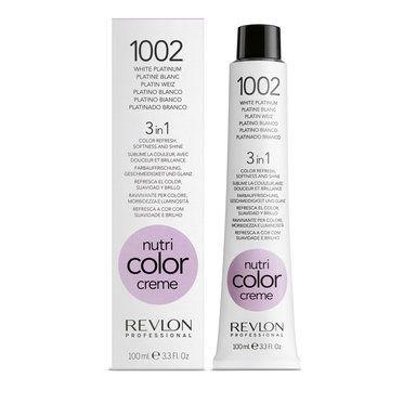 Nutri Color Creme 1002 White Platinum, 100 ml