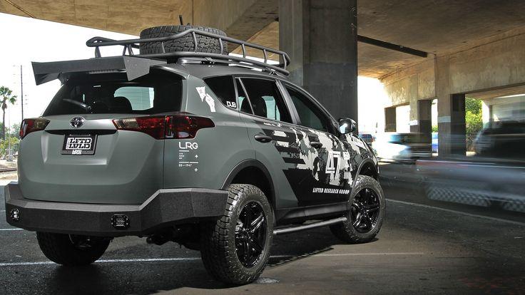 DUB Magazine - Sonny Digital x LRG: Toyota RAV4 Reveal