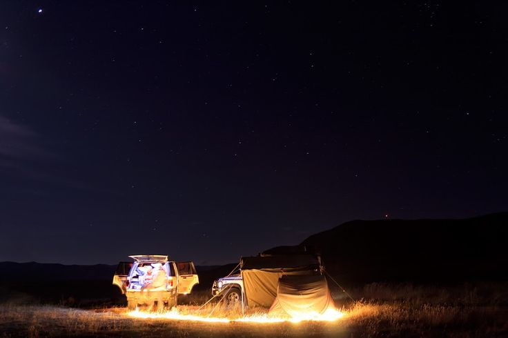 Night photography in Lesotho  Read the blog: http://justaddturquoise.blogspot.com/2015/04/wild-camping-in-maluti-mountains.html