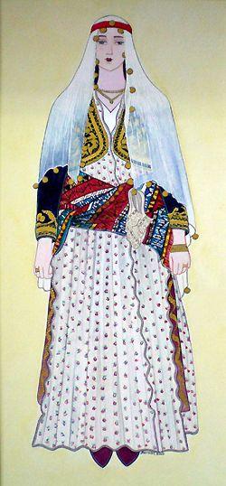 Sivas Yerel Kıyafet
