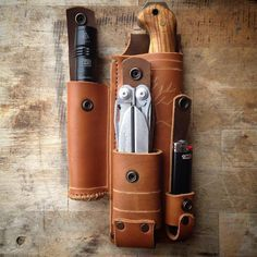 Bk2 all in one leather sheath .. ( yes it is a little bit heavy but very compact ) #kabarknives #fenix #leatherman #leathercraft #leathersheath #bushcraft #bushcraftTurkiye #nature #instalike #camp #instanature #vsco #outdoors #adventure #hiking #forest #modernoutdoorsman #wood #liveauthentic #mothernature #naturelover #ig_turkey #backpacking #knife #nature_seekers #wilderness #survival #campvibes #edc #doğa