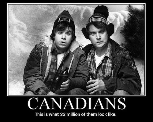 "No single pop icon, nor politician, nor food, has done as much to advance Canada's international reputation and, indeed, its own identity, as Bob & Doug McKenzie. The famous Canadian duo from SCTV introduced the world (and even Canada) to such ""Canadian"" words as ""eh"", ""hoser"", ""toque"" and the ever popular ""Take off, you hoser"" followed by a well-placed ""Eh?"""
