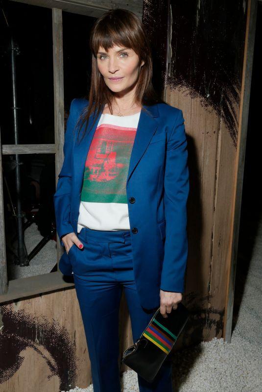 HELENA CHRISTENSEN at Calvin Klein Fashion Show at NYFW in New York  02 13 2018 NICOLE KIDMAN at Calvin Klein Fashion Show at NYFW in New York  02 13 2018 ... ba64fcca73f