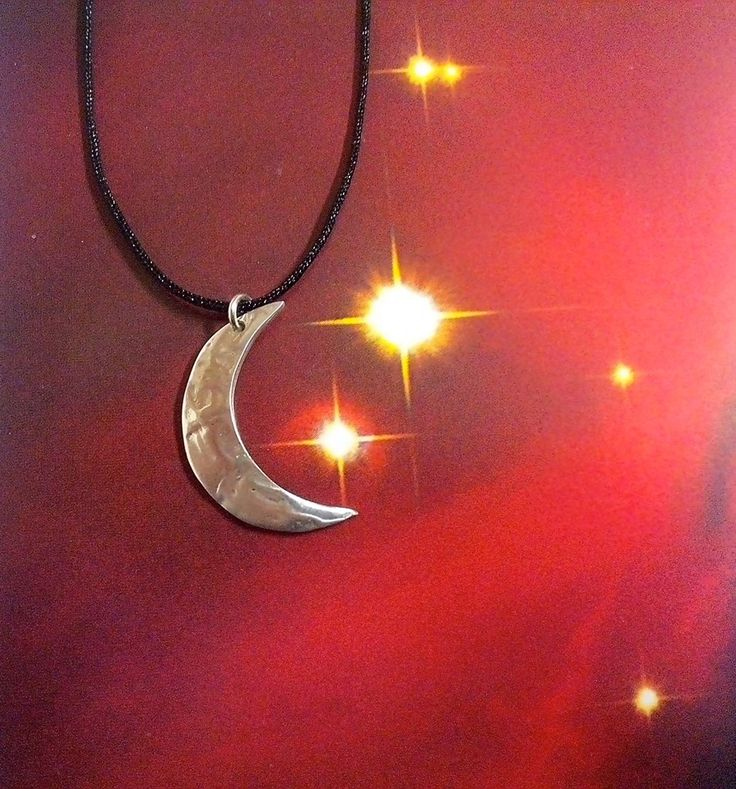 'We are all like the bright #moon, we still have our darker side' Crescent #pendant // SHOP on #sale #handcrafted #sterlingsilver #finejewelry #goldplated #silver925 #moonlight #crescentmoon #nightsky #disturbed_jewel