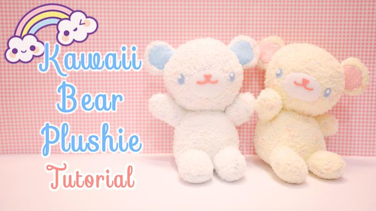 Hi guys! Here is tutorial on how to make yourself a Kawaii Bear Plushie with a pair of socks! I hope you enjoy this DIY video :) If you make this, please sha...