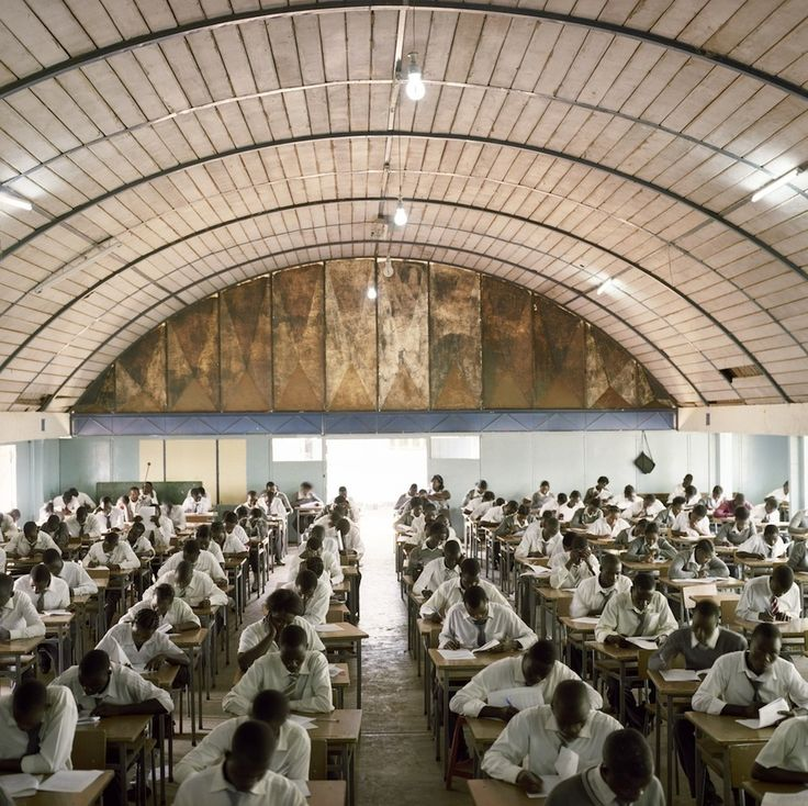 Nordic Pavilion @ Venice Architecture Biennale 2014.  Zambia World Bank Education Project. Architect: Gunnar Hyll. Schools all over Zambia 1971-1978. Photo by Mette Tronvoll