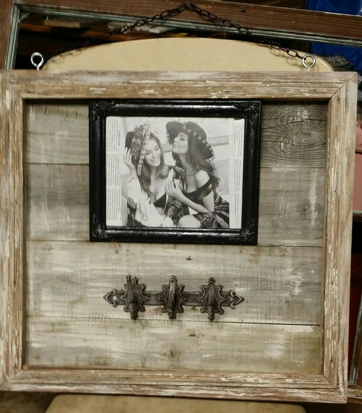Made from an old window screen, 8x10 picture frame 80.00 Sold