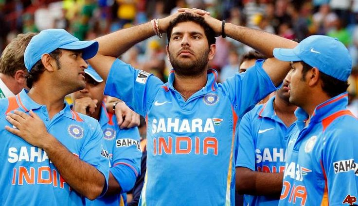 DARK HOUSE: Thats why i wont picked Yuvi and sehwag for 2015 W...