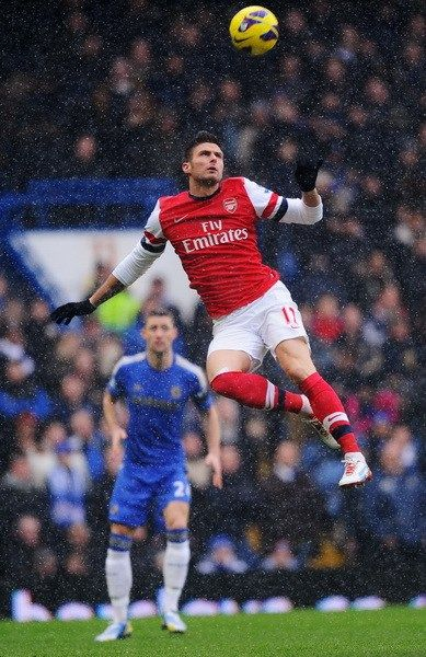 Olivier Giroud took a long time to settle last season but is such an important cog in the wheel now. Yup, he still misses a few too many for my liking. But he holds the ball well, brings in other players, provides assists, does his defensive duty, and he can score them too.