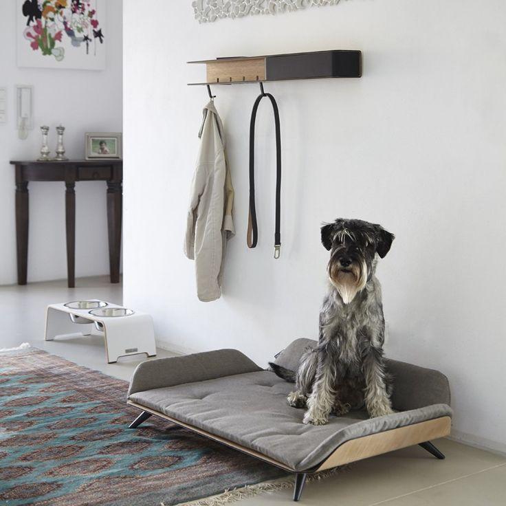 DAYBED LETTO ALU BLACK/OAK Lascia che il tuo cane riposi con stile sullo splendido Letto Daybed. Come tutti i nostri prodotti per cani, il Letto Daybed, è contraddistinto da un'altissimo design... senza peccare in funzionalità. http://www.coco-pei.com/it/daybed-letto-alu-black-oak.html #cocopei #cuccia #luxury #doglover #doggysytle #dogslife #doglovers