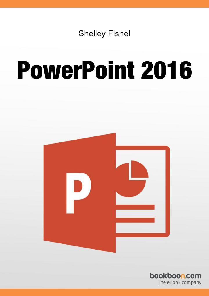 PowerPoint 2016 book available on Bookboon  This user guide will take you through all the things you need to know when using PowerPoint to create professional presentations.