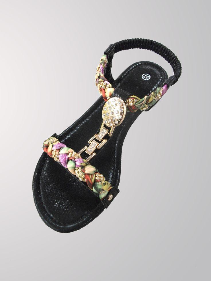 FW65356 Romantic summer sandals