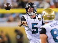 Blake Bortles named Jaguars' starting QB for Week 1 - NFL.com