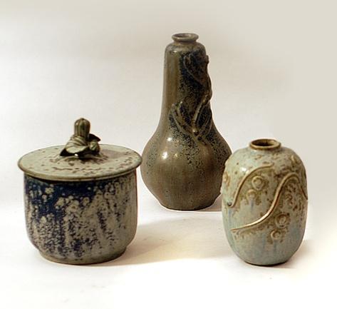 Freeforms Arne Bang Danish Art Pottery