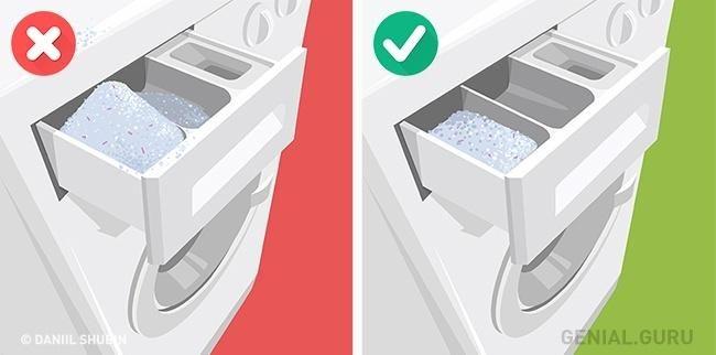 15 errores comunes que dañan la ropa al lavarla