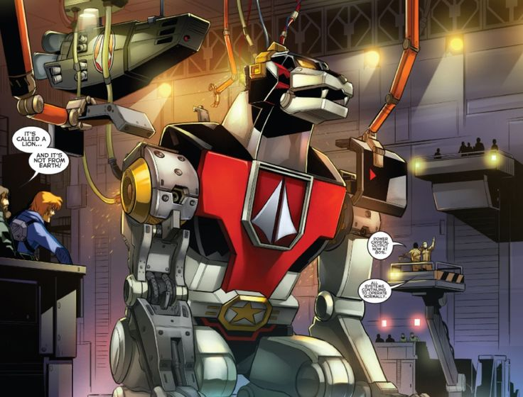 Robotech - Voltron