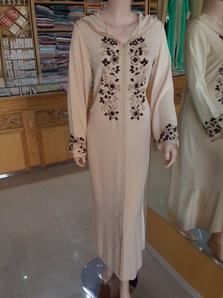 Entrez dans la boutique de vente des robes femmes marocaines et trouvez votre style de djellaba marocaine femme 2017, un style qui vous convient parmi les nouvelles tendances de djellaba femme style moderne disponible à un prix abordable. Nous disposons toutes sortes de robe djellaba femme marocaine de grande valeur à tendance dans la boutique …