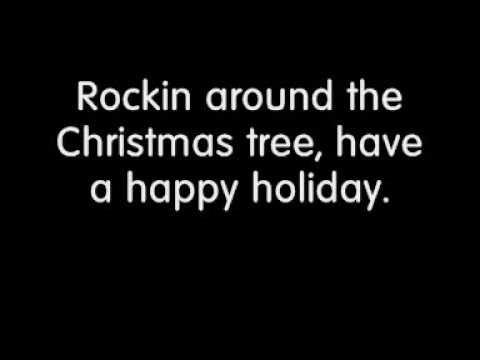 Brenda Lee - Rockin' Around the Christmas Tree Lyrics