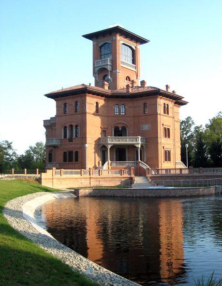 Studio Roncaglia Sola - Villa Ida