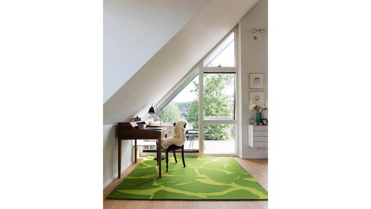 Seastar Fraster felt carpet