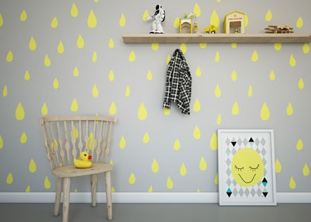Wallpaper from Humpty Dumpty Room Decoration