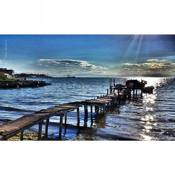 Kalamaria, #Thessaloniki, #Greece Photo: Kat d' Athènes
