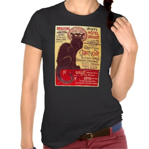 >>>Low Price          Vintage Chat Noir, Vente Hôtel Drouot Steinlen Tee Shirts           Vintage Chat Noir, Vente Hôtel Drouot Steinlen Tee Shirts We provide you all shopping site and all informations in our go to store link. You will see low prices onHow to          Vintage Chat...Cleck Hot Deals >>> http://www.zazzle.com/vintage_chat_noir_vente_hotel_drouot_steinlen_tshirt-235750708383480554?rf=238627982471231924&zbar=1&tc=terrest