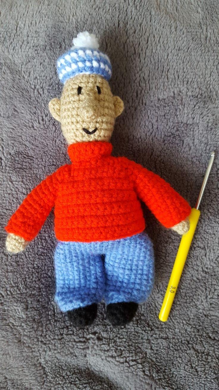 Háčkovaný Mat /Crochet Mat