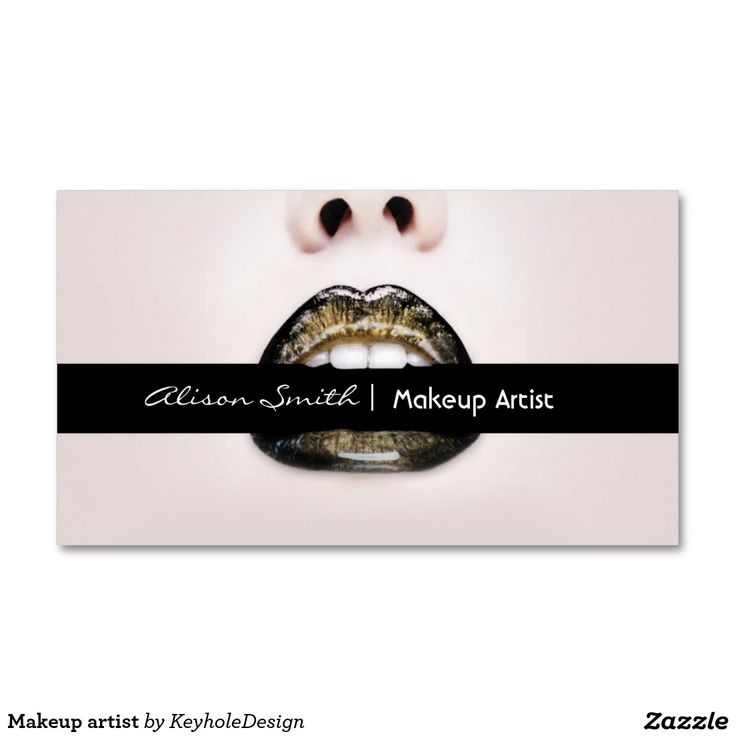 Best 25+ Makeup business cards ideas on Pinterest | Makeup artist ...