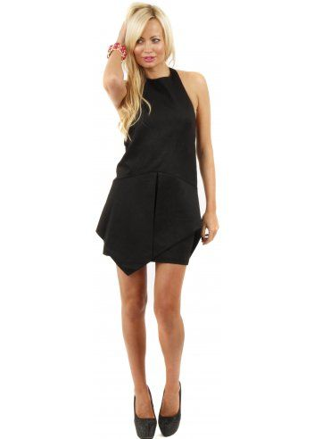 Finders keepers come running dress black