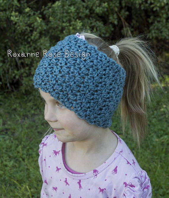 Crochet Headwrap